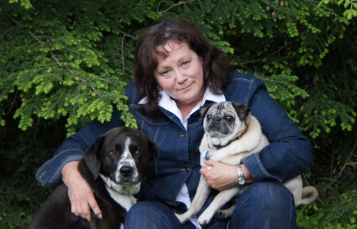 Mary and dogs
